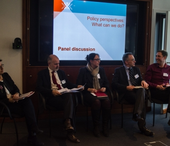 Policy problems and perspectives discussed at final EXCEPT conference
