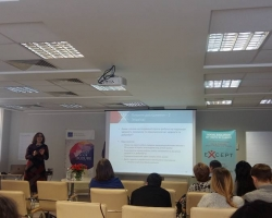 EXCEPT findings presented to youth and policy makers in Ukraine