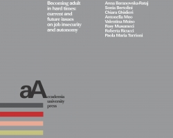 "A new book has been published by EXCEPT researchers: ""Becoming adult in hard times: current and future issues on job insecurity and autonomy"""