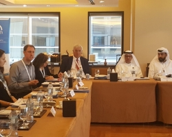 EXCEPT at the Roundtable Workshop in Dubai