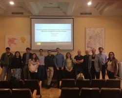 EXCEPT at international workshop in Granada