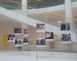 EXCEPT photo exhibition at the University of Turin