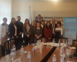 EXCEPT brings together researchers, policy makers, stakeholders and youth at the round table in Ukraine