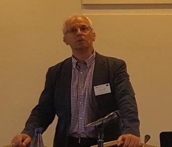 EXCEPT team met with Bjorn Hvinden, the coordinator of the NEGOTIATE project