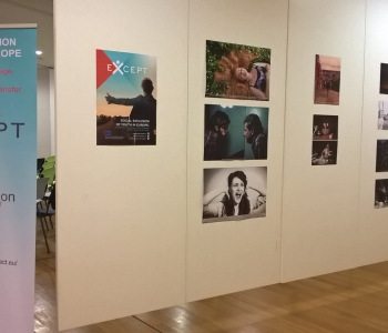 EXCEPT photo exhibition in Greece