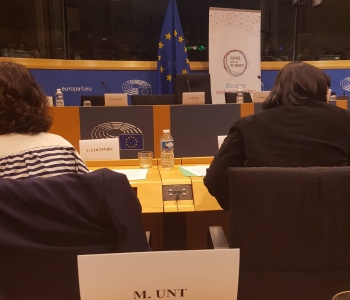 Representing the voice of youth in European Parliament